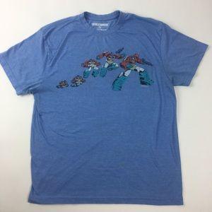 Optimus Prime Throwback T-shirt